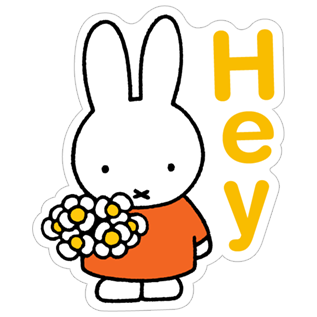 Miffy stickers