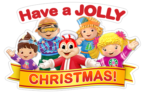 Стикеры Jollibee Season of Joy