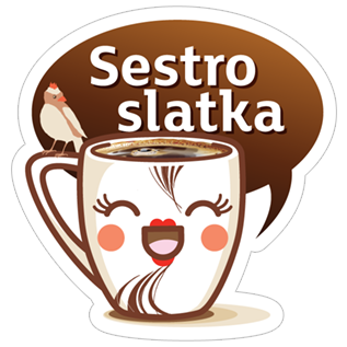 «Grand kafa šoljice» sticker #21