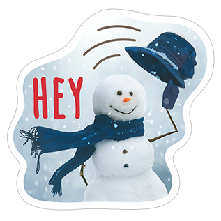 Holiday Cheer stickers