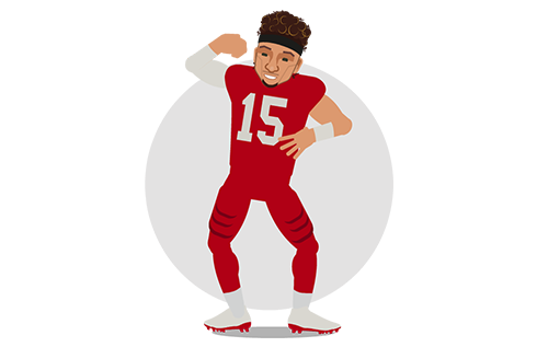 «Fantasy Football Stars» sticker #5