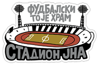 FK Partizan - Official Sticker Pack sticker 8
