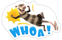 Ice Age: Collision Course sticker 2