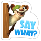 Ice Age: Collision Course sticker 4