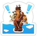 Ice Age: Collision Course sticker 9