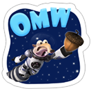 Ice Age: Collision Course sticker 12