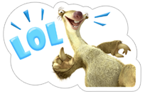 Ice Age: Collision Course sticker 19