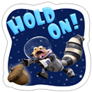Ice Age: Collision Course sticker 21