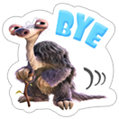 Ice Age: Collision Course sticker 24