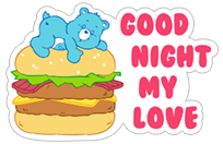 Care Bears sticker 5