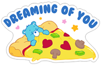 Care Bears sticker 12