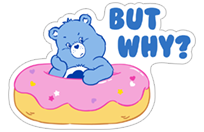 Care Bears sticker 15
