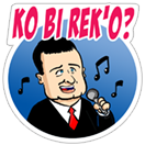 Blic strip stikeri sticker 2