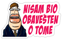 Blic strip stikeri sticker 6