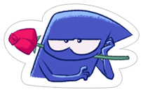 King of Thieves Love sticker 3