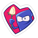 King of Thieves Love sticker 13