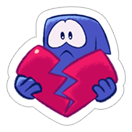 King of Thieves Love sticker 16