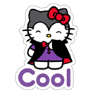Hello Kitty Halloween sticker 19
