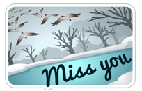 Seasons of Love sticker 6
