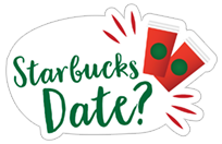 Starbucks Holiday Stickers sticker 1