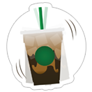 Starbucks Holiday Stickers sticker 3