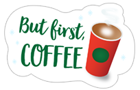 Starbucks Holiday Stickers sticker 8