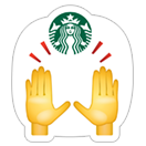 Starbucks Holiday Stickers sticker 15