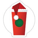 Starbucks Holiday Stickers sticker 18