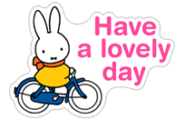 Miffy sticker 6