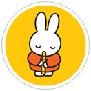 Miffy sticker 9