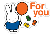 Miffy sticker 10