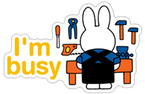 Miffy sticker 15