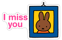 Miffy sticker 19
