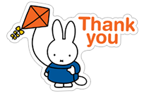 Miffy sticker 22