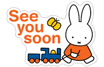 Miffy sticker 23