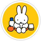 Miffy sticker 24