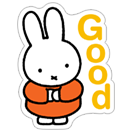 Miffy sticker 25