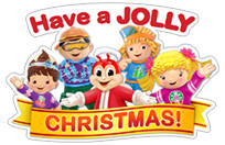 Стикер Jollibee Season of Joy 1