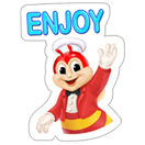Стикер Jollibee Season of Joy 21
