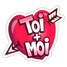 Saint-Valentin sticker 11