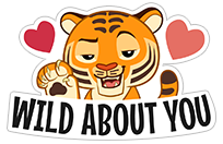 WWF Animal Friends sticker 10