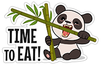 WWF Animal Friends sticker 14
