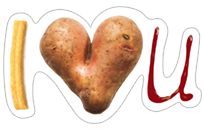 A Pack of Potatoes sticker 8