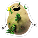 A Pack of Potatoes sticker 11