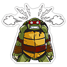 Ninja Turtles sticker 8