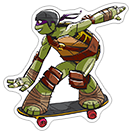 Ninja Turtles sticker 15