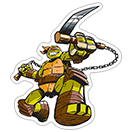 Ninja Turtles sticker 18