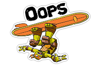 Ninja Turtles sticker 27