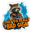 Guardians of the Galaxy sticker 3
