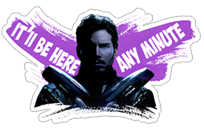 Guardians of the Galaxy sticker 17